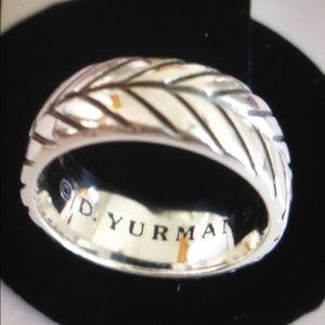 Other - Size 10.5 David Yurman Chevron Ring